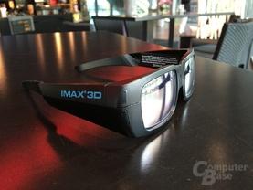 Die neuen 3D-Brillen von Dolby