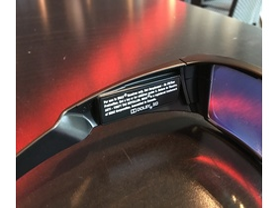 3D-Brille von Dolby