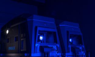 Die Laserprojektoren von IMAX sind auch für HFR ausgelegt