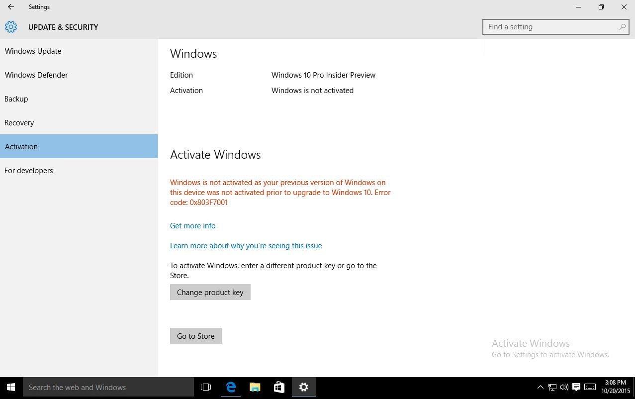 Windows 10 aktivieren soll einfacher werden