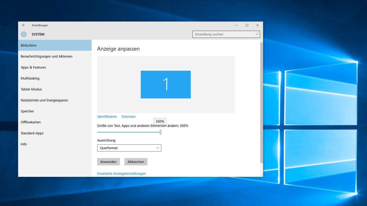 Windows Update: Windows 10 wird 2016 zum empfohlenen Update