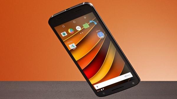 Motorola Moto X Force: Smartphone mit bruchsicherem Display kommt nach Europa