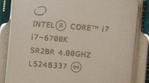 Verfügbarkeit: Prozessor Intel Core i7-6700K kaum noch erhältlich