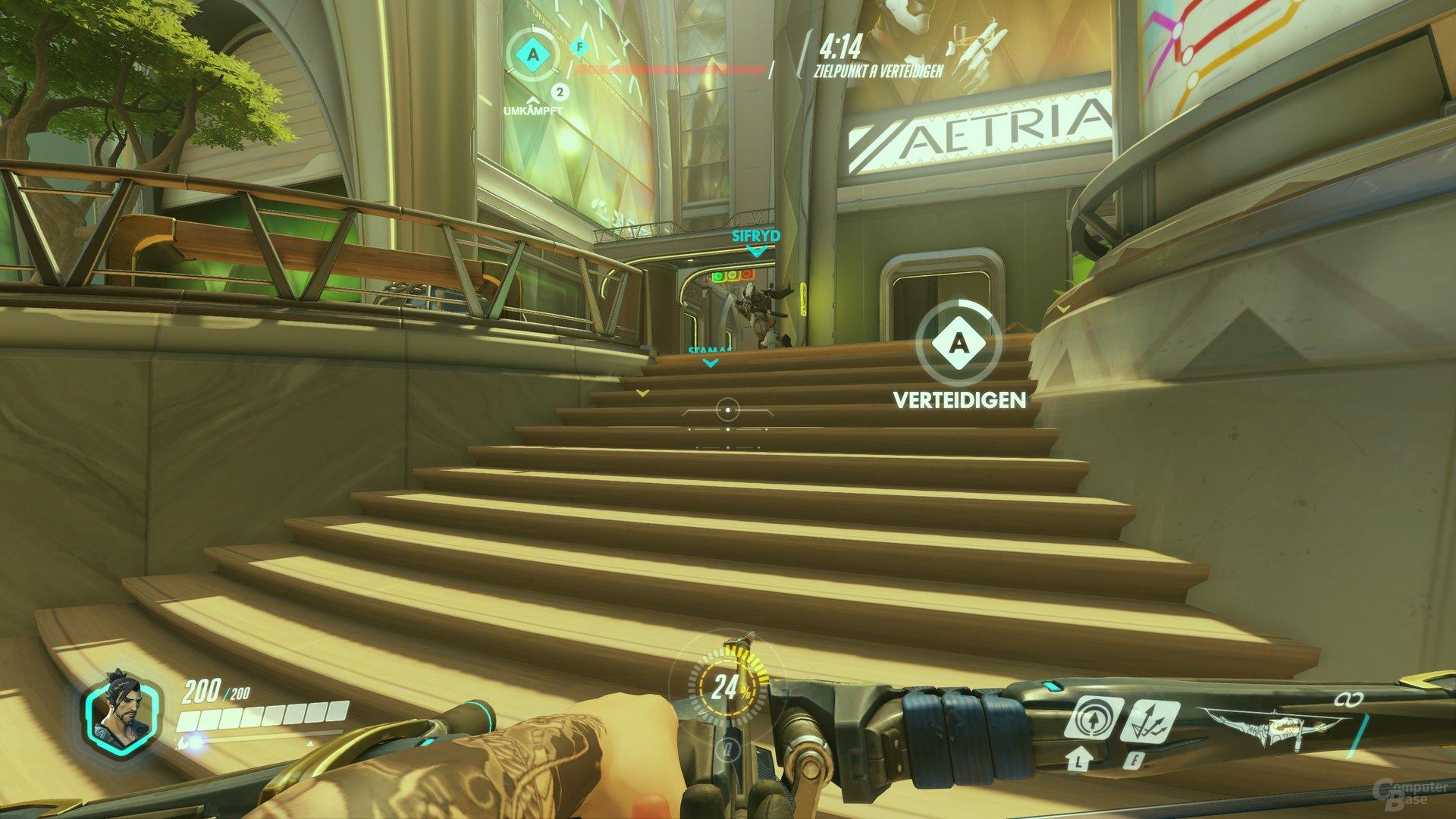 Overwatch – lange Wege sorgen für Unmut