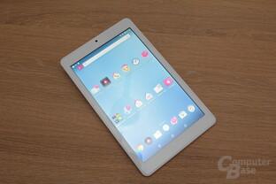 3. Homescreen mit Apps der Telekom