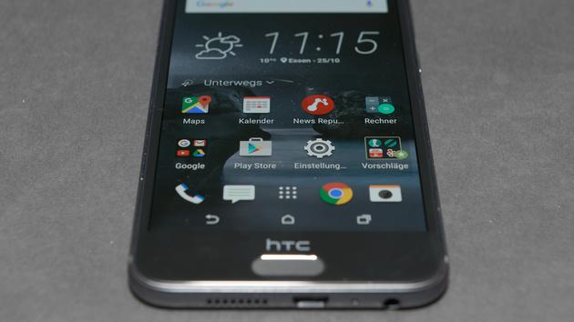 Smartphones: HTC schaut nicht mehr in die Zukunft