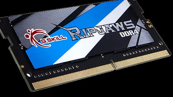 DDR4 RAM: SO-DIMM-Kits von G.Skill mit bis zu 2.800 MHz und 64 GB