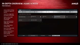 AMD Crimson Edition – Treibermenü