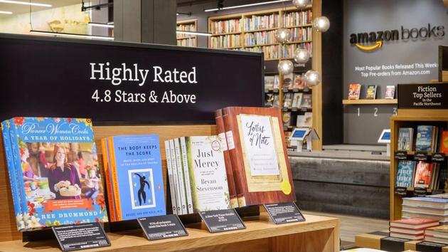 Buchhandel: Amazon eröffnet Buchladen in Seattle