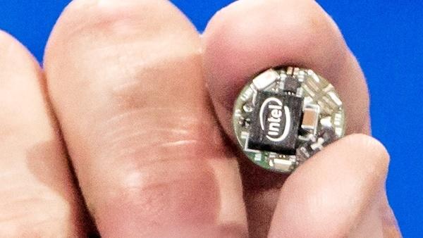 Internet der Dinge: Intels Quark wird kleiner als ein 1×1-Legostein