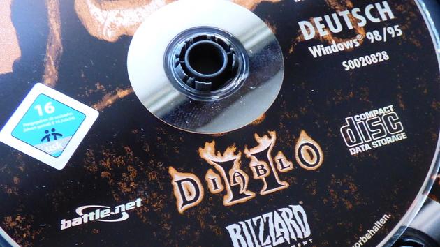 """Blizzard: Diablo 2, StarCraft und Warcraft 3 werden """"restauriert"""""""