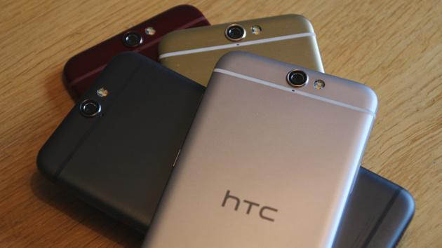 One A9: HTCs neues Smartphone ab heute verfügbar