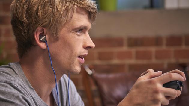 Sony: In-Ear-Headset für die PS4 mit aktiver Geräuschreduzierung