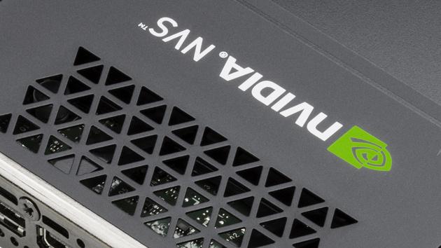 Nvidia NVS 810: Acht Mal Mini-DisplayPort für die Anzeigenwand