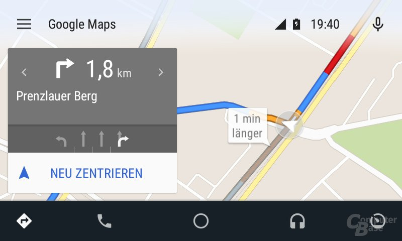 Android Auto: Schritt-für-Schritt-Vorschau