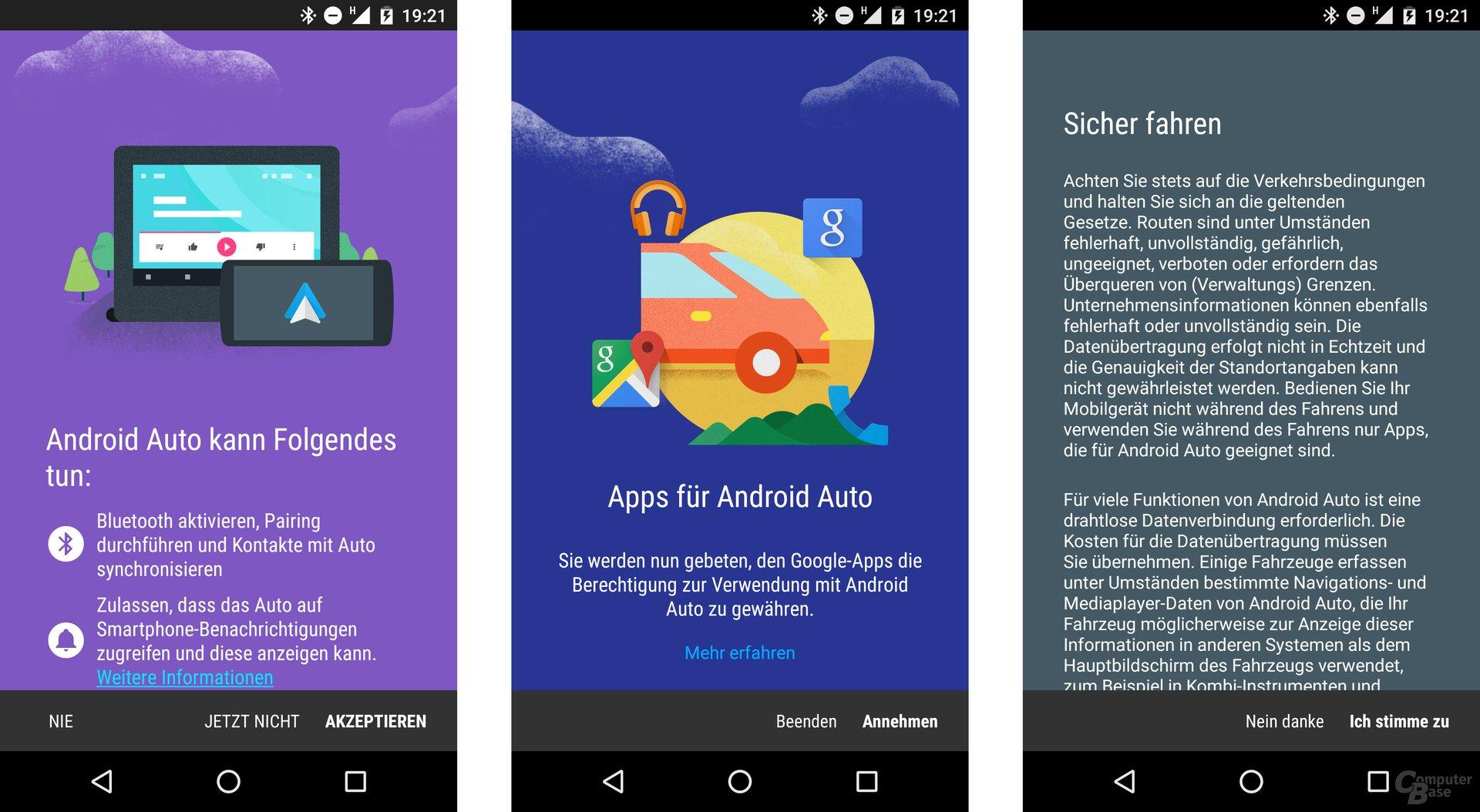 android auto und carplay im test google apple als beifahrer im skoda rapid spaceback seite 2. Black Bedroom Furniture Sets. Home Design Ideas