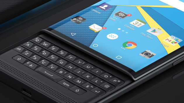BlackBerry Priv: Hotfixes und monatliche Sicherheitsupdates angekündigt