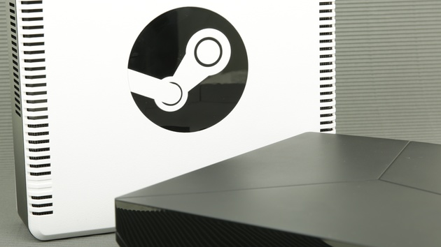 "Steam Machines im Test: Alienware und Zotac wagen Konsolen ""inspired by Valve"""