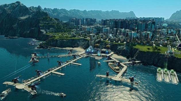 Wochenrückblick: Anno 2205 schlägt die Installation 150 alter Spiele