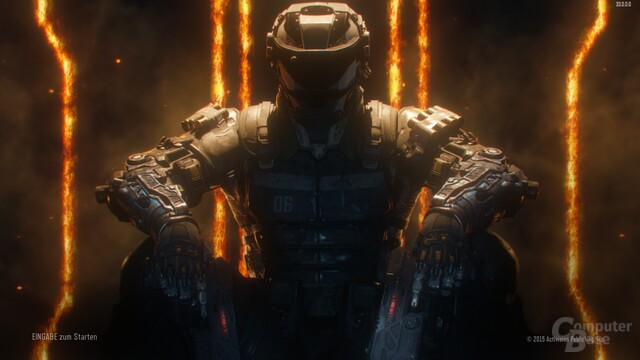 Call of Duty: Black Ops III im Test