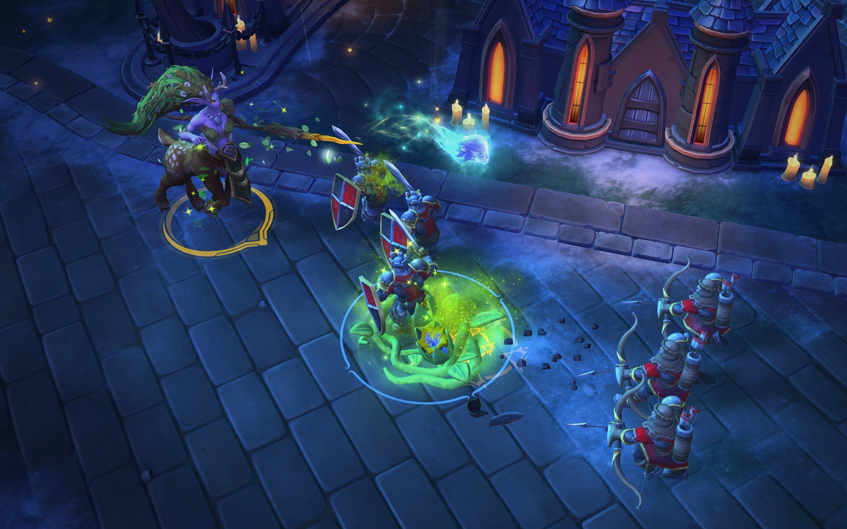 Heroes of the Storm – 3 neue Helden