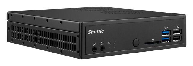 Shuttle XPC slim DH170 ist als Skylake-Barbone mit SO-DIMM-Slots ab 244 Euro lieferbar