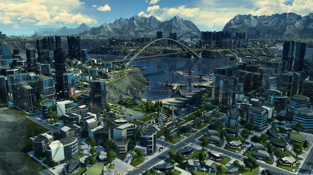 Anno 2205 Benchmarks: 900.000 Einwohner halbieren die Framerate