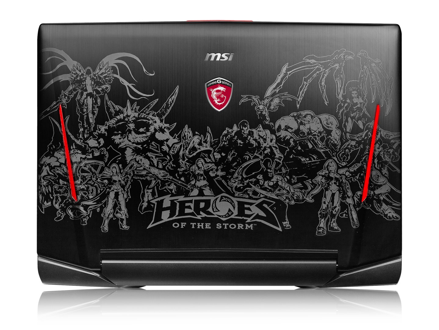 MSI GT80 Titan SLI HOTS Edition