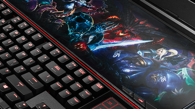 MSI: Drei Gaming-Notebooks für Fans von Heroes of the Storm