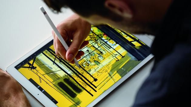 iPad Pro: Apples großes Tablet ab Mittwoch vorbestellbar