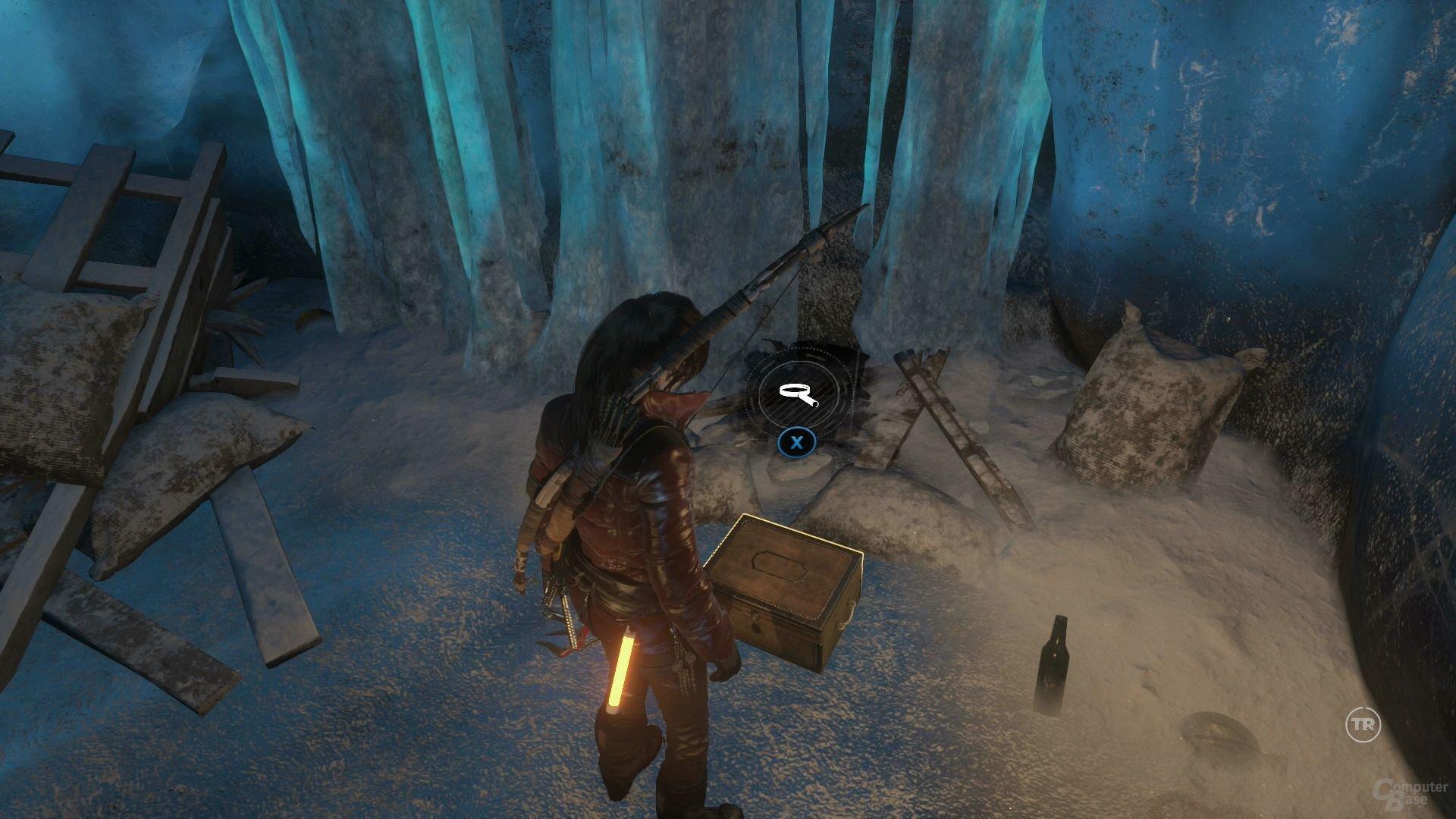 Rise of the Tomb Raider kitzelt geschickt den Entdeckertrieb