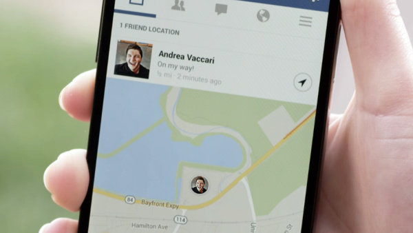 Facebook: Nearby Friends kommt nach Deutschland