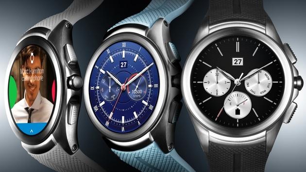 Smartwatch: Android Wear kann pünktlich zur neuen LG Watch Mobilfunk