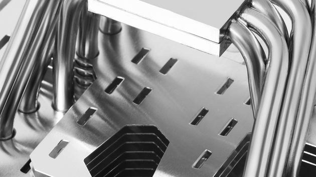 Thermalright Le Grand Macho: Semi-passiver CPU-Kühler aus der Macho-Reihe