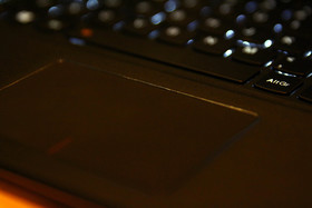 Das ClickPad erhält einen neuen Rahmen
