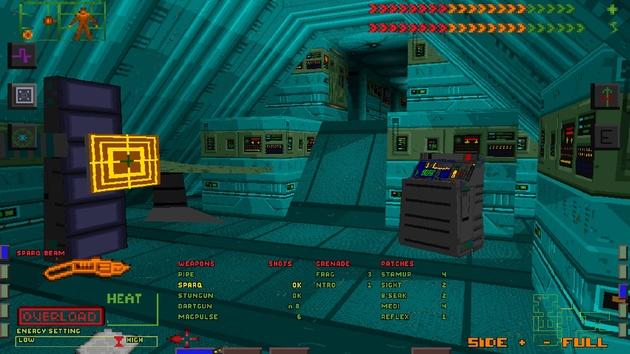 System Shock: Remake des Spieleklassikers in Arbeit
