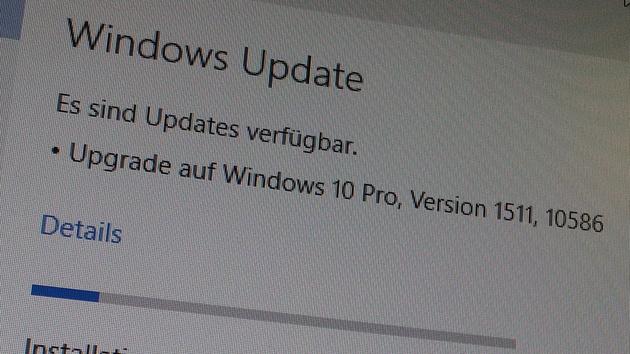 Windows 10: Microsoft verteilt großes Herbst-Update