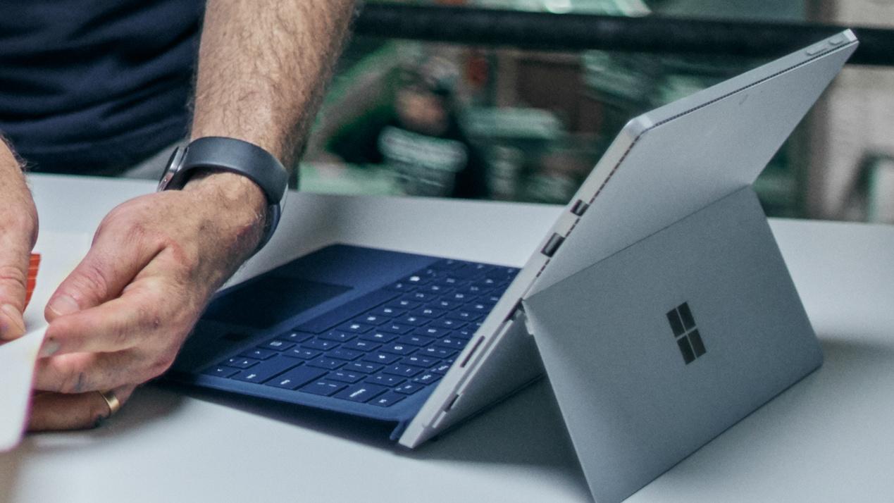 Surface Pro 4: Schlechte Schreibleistung ohne alternativen Treiber
