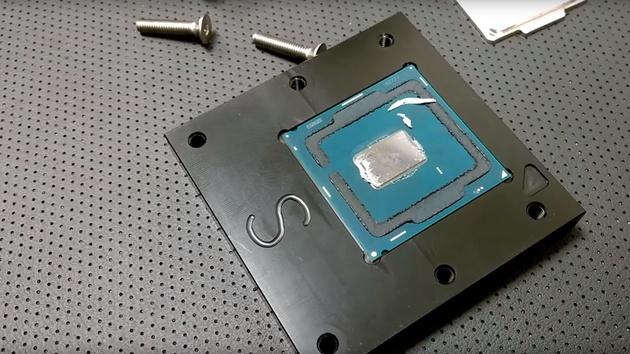 """Übertakten: """"Delid Die Mate"""" köpft Intel-Prozessoren risikolos"""