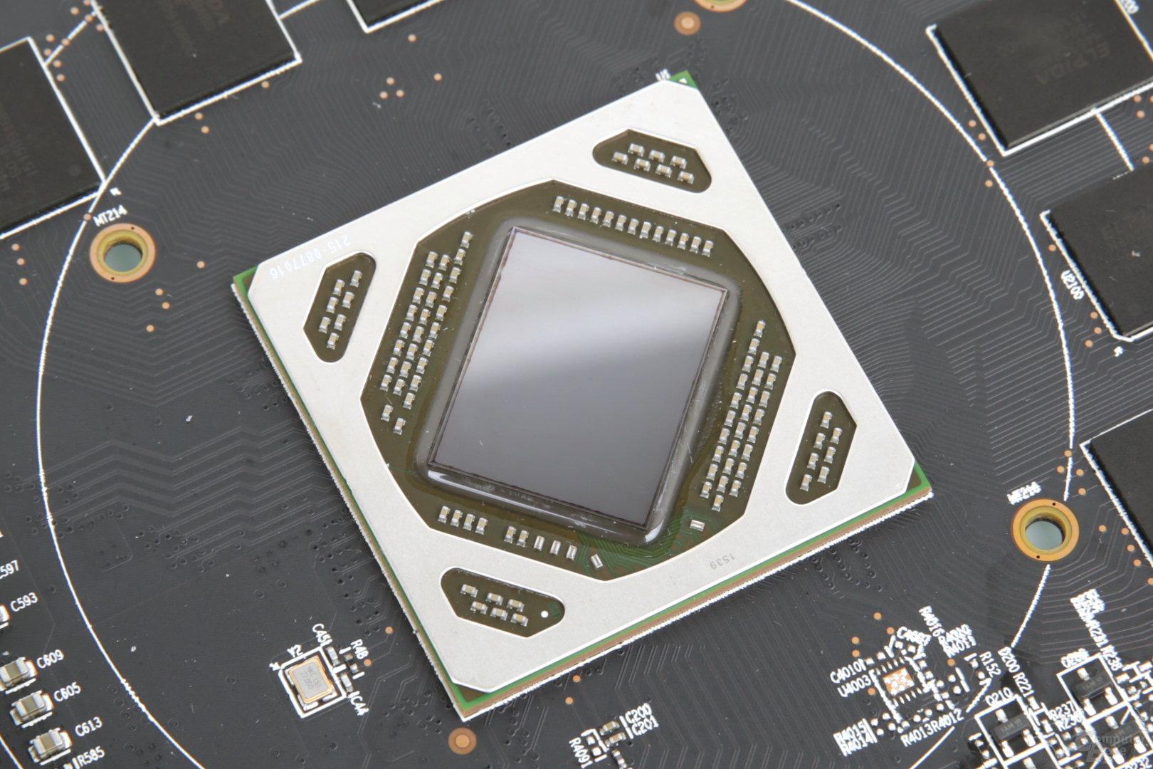 Die GPU Tonga setzt auf 5,0 Milliarden Transistoren