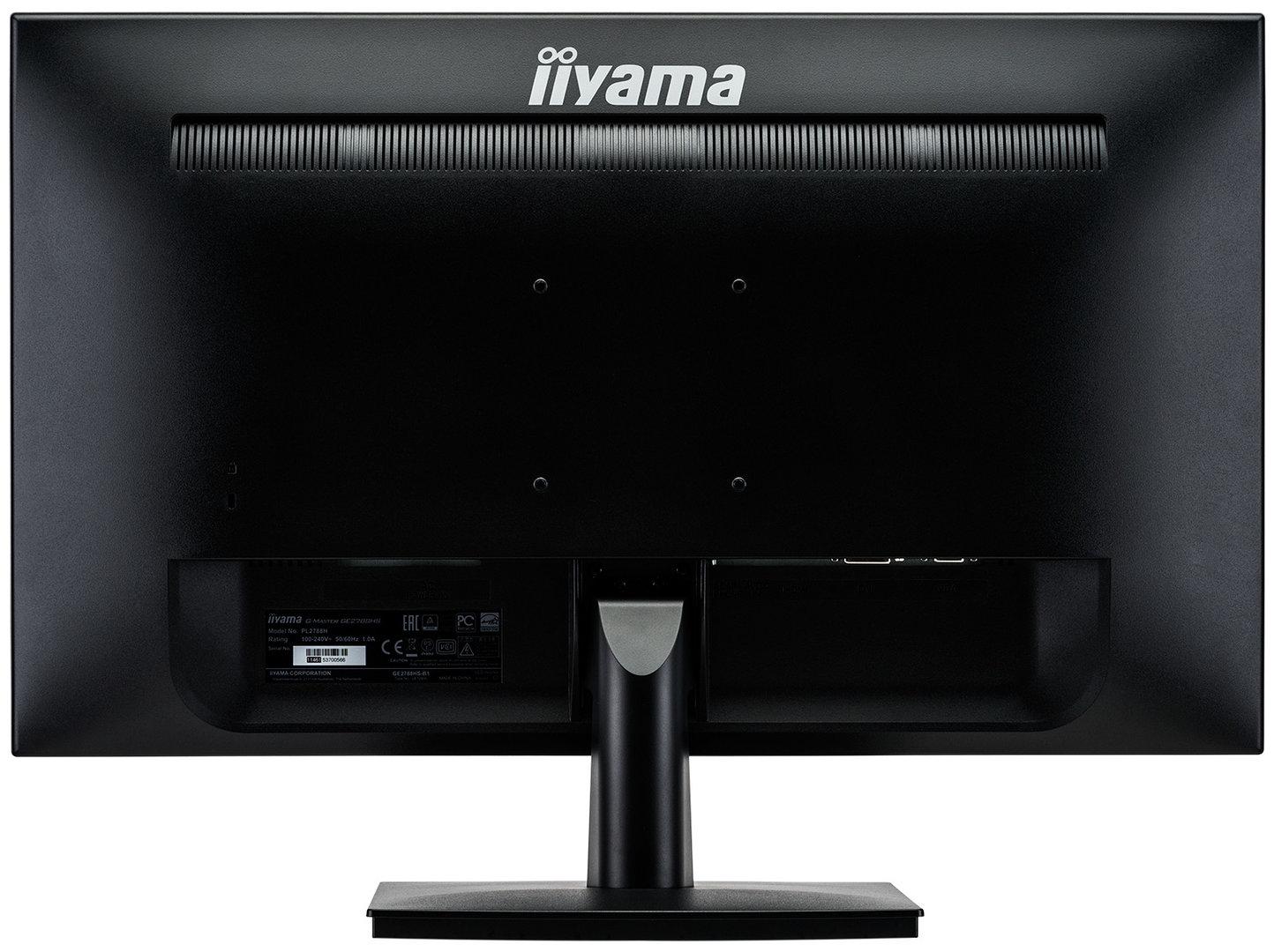 iiyama GE2788HS (Black Hawk)