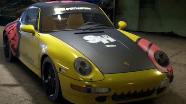 Need for Speed: Erstes Update mit Fahrzeug, Folien und Neon im November