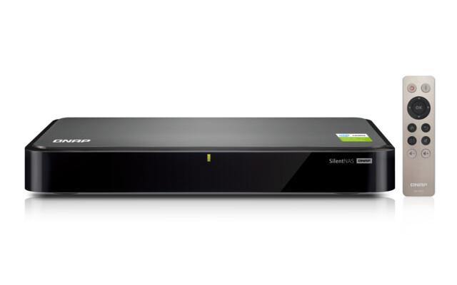 Zwei Festplattenaufnahmen, HDMI-Ausgang und Fernbedienung für die Multimedia-Wiedergabe ohne weitere Endgeräte