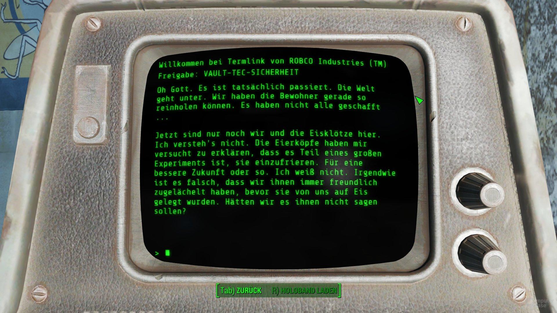 Fallout 4 im Test