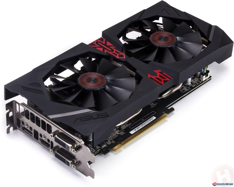 Asus Radeon R9 380X Strix OC