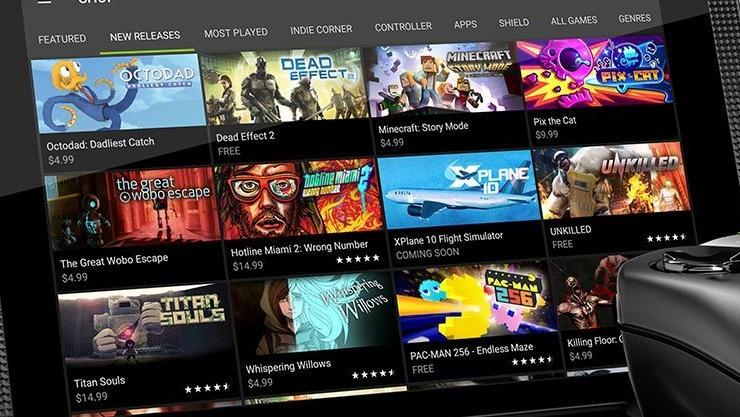Shield Tablet K1: Nvidia legt Gaming-Tablet mit alter Hardware neu auf