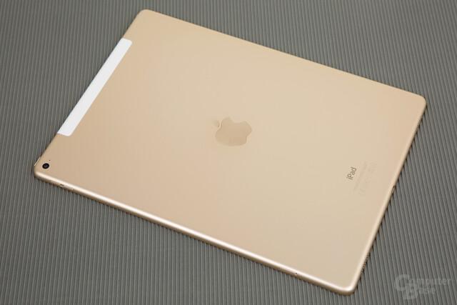 Rückseite des iPad Pro
