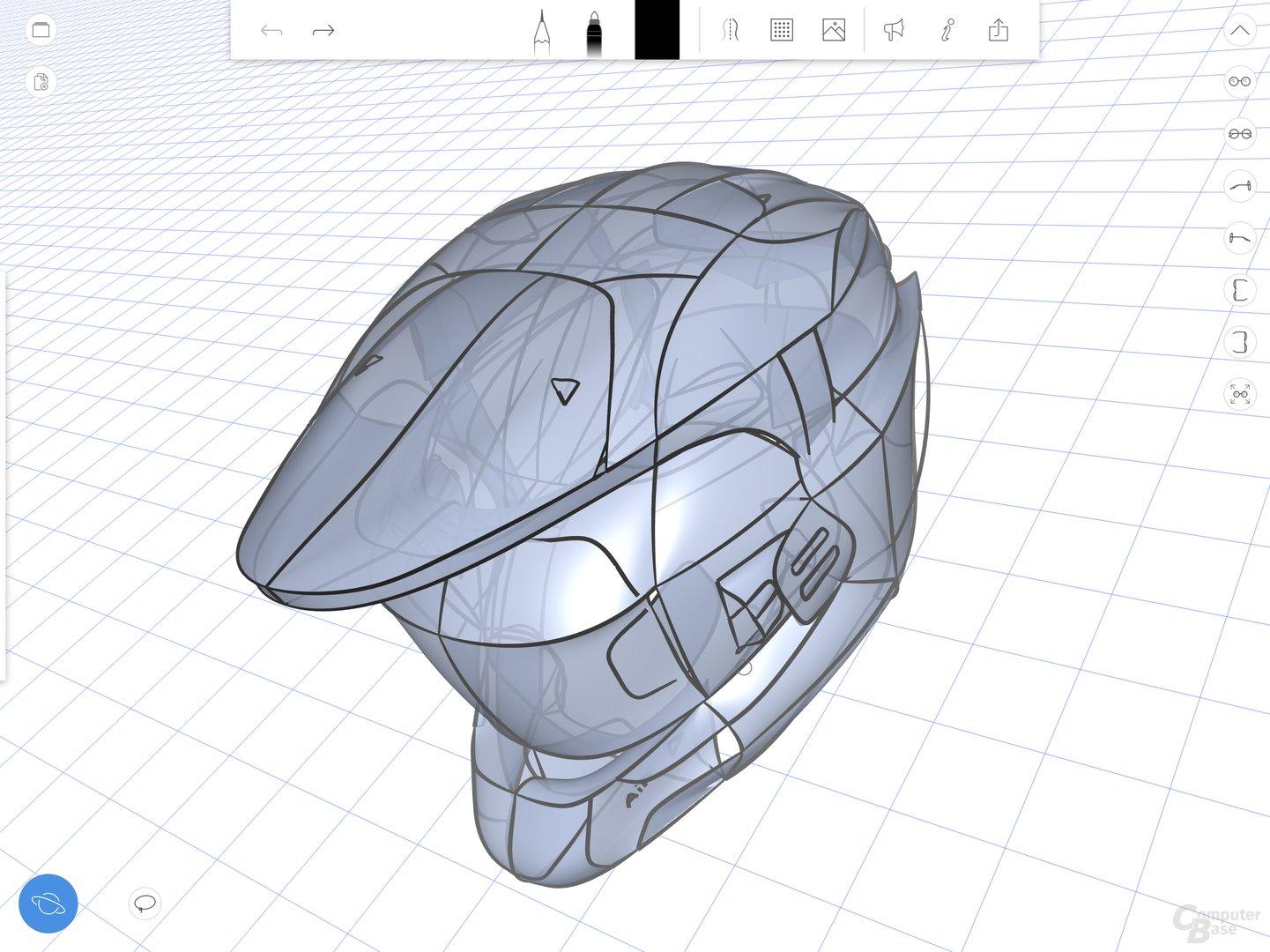 uMake für 3D-Zeichnungen