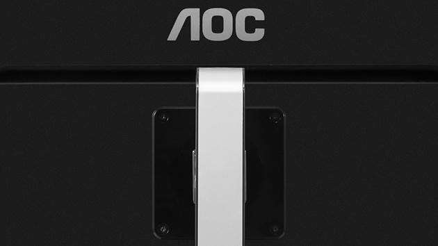 AOC U2477PWQ: Günstiger PLS-Monitor mit UltraHD und HDMI2.0
