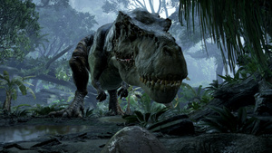 Virtual Reality: Cryteks VR-Demo Back to Dinosaur Island gibt es kostenlos